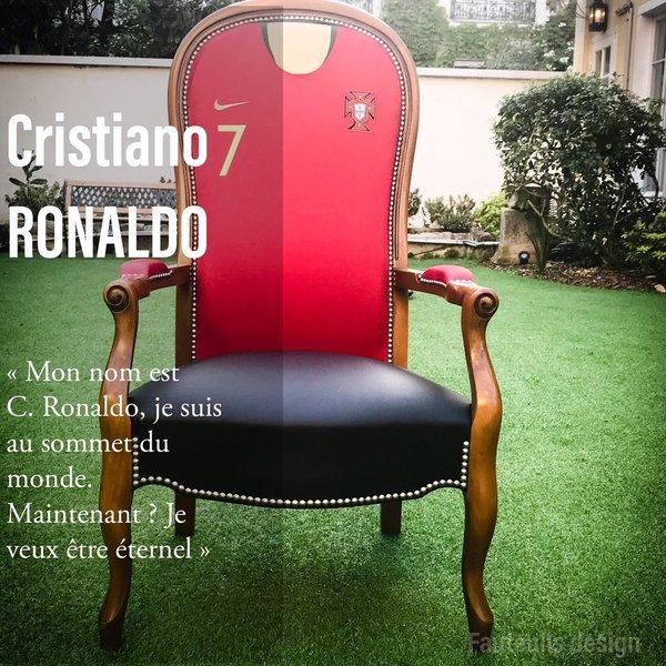 Sélection Fauteuil Fauteuil Sélection Ronaldo Cristiano Portugaise Ronaldo Cristiano DbHeE2I9WY